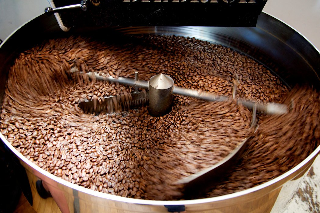 Home Roasting Coffee ~ Quick tour of planet coffee roasters