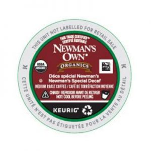 Newmans Own Special Blend Decaf