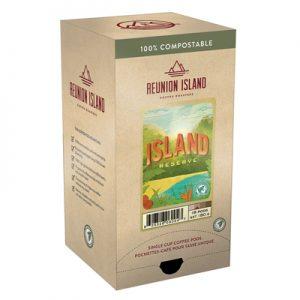 Reunion Island Island Reserve coffee
