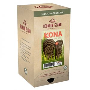 Reunion Island Kona Blend Coffee