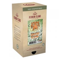 Reunion Island Sumatra Ketambe Dark Coffee