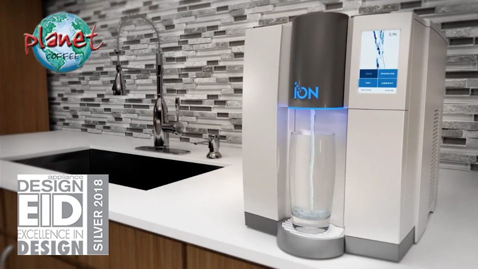 ION bottleless water cooler award