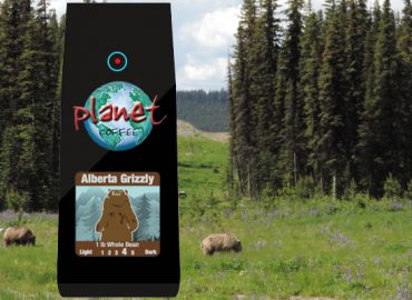 Alberta Grizzly Coffee