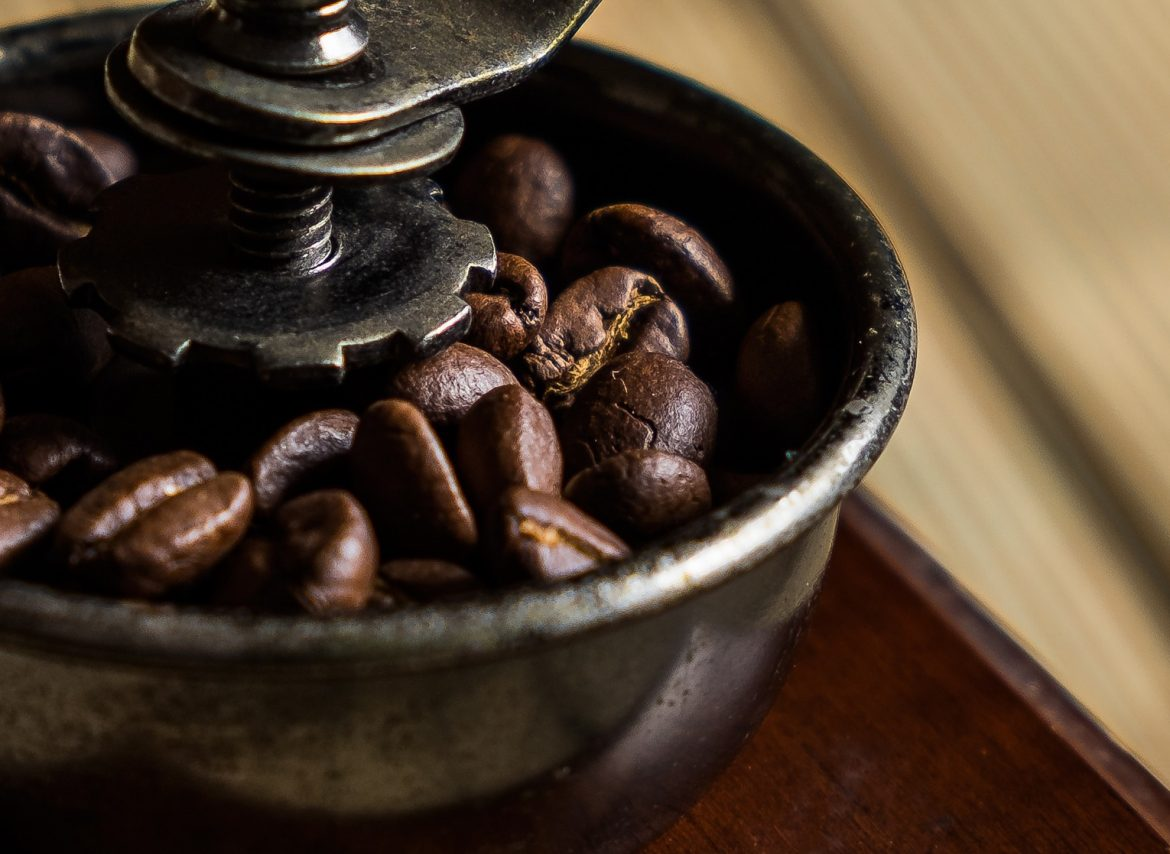 when should you grind your coffee