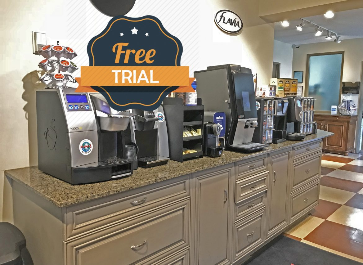 Planet Coffee free trials