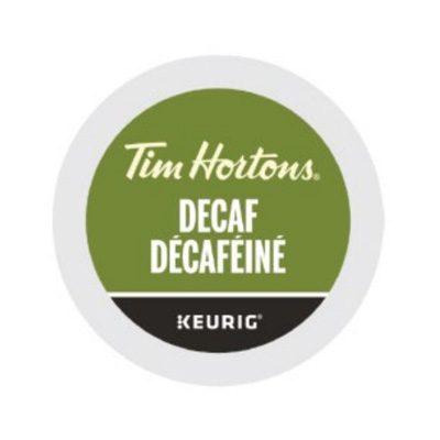 Tim Hortons Decaf Keurig