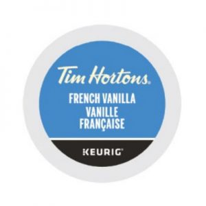 Tim Hortons Keurig French Vanilla