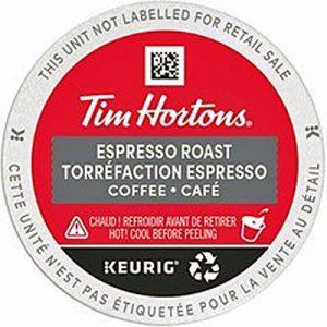 Tim Horton K Cups