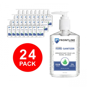 Frontline Hand Sanitizer 24 Pack